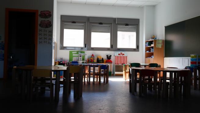 Un algoritmo permite calcular cuantos niños contagiados de Covid-19 puede haber en un aula