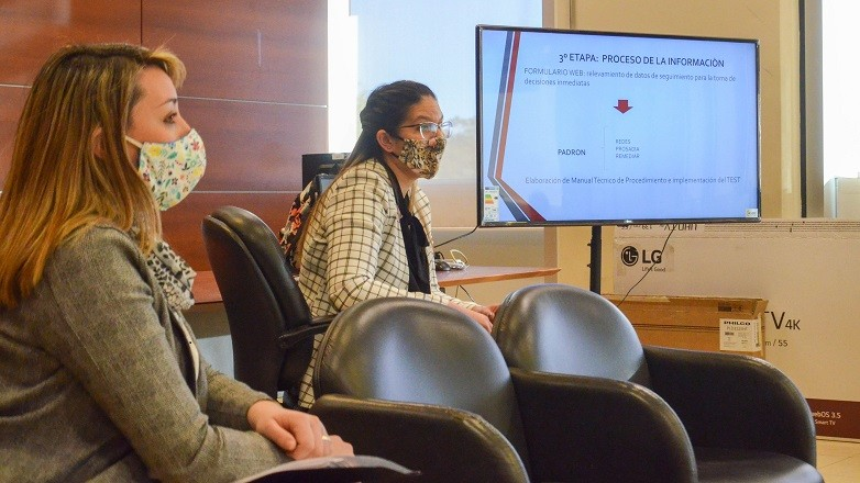 Ponen en marcha el Test de Seguimiento para Pacientes con Enfermedades Cronicas no Transmisibles