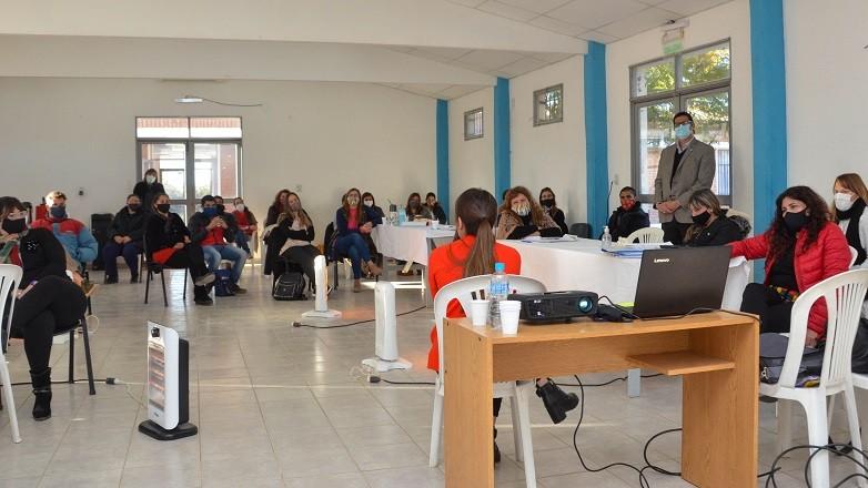 Segunda reunion anual del equipo interdisciplinario del Área Programatica Albardon