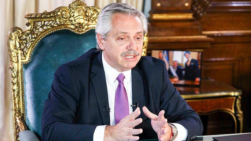 """Alberto Fernandez: """"Hubiera preferido esperar para abrir los bares en la Ciudad"""""""