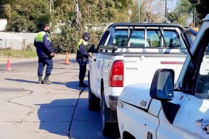 Un revuelo se armo en Santa Ana al confirmarse el primer caso de coronavirus