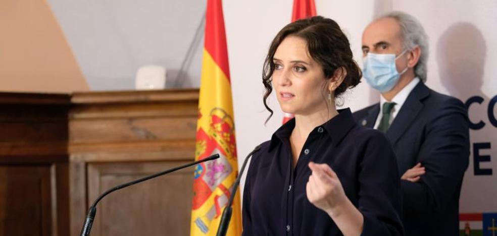 Sanidad y Madrid se reunen para analizar el incremento de casos en la region