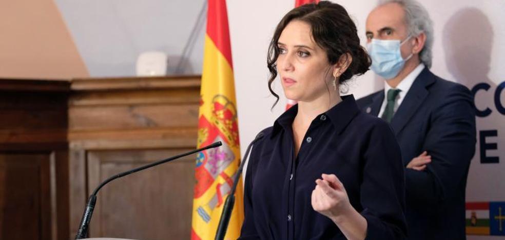 La Justicia avala el resgistro de clientes de ocio en Madrid