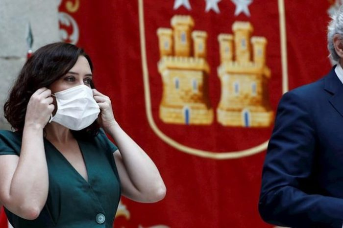 Madrid adjudica a una empresa privada la contratacion de rastreadores de coronavirus