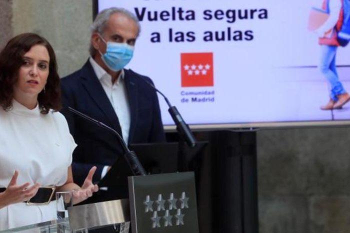 Madrid estudia limitar a menos de 10 personas los grupos permitidos
