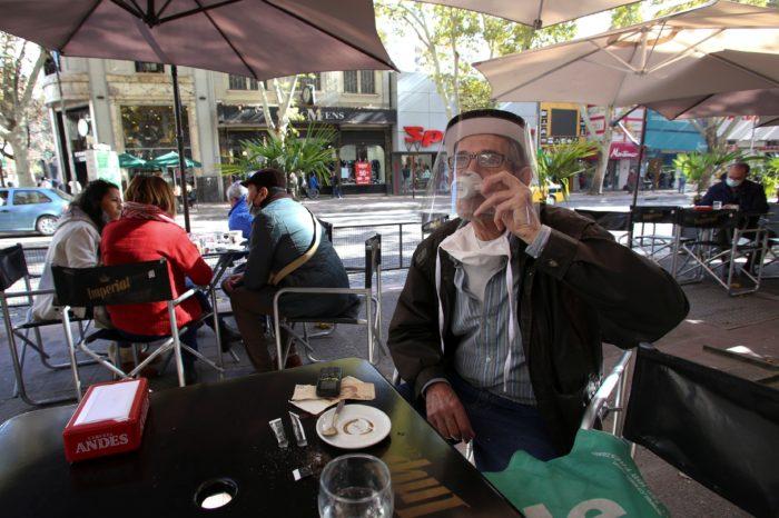 Como sera el protocolo en la Ciudad para la apertura gastronomica al aire libre