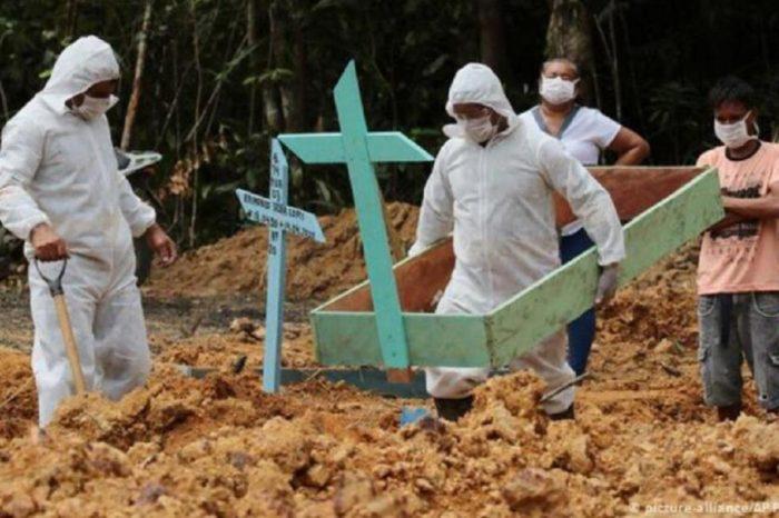 El coronavirus arrasa en Brasil: 3.500.000 casos y 112.000 muertos