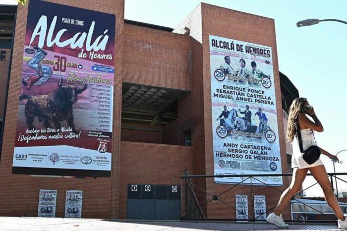 Madrid suspende in exttremis una corrida de toros desaconsejada por Sanidad