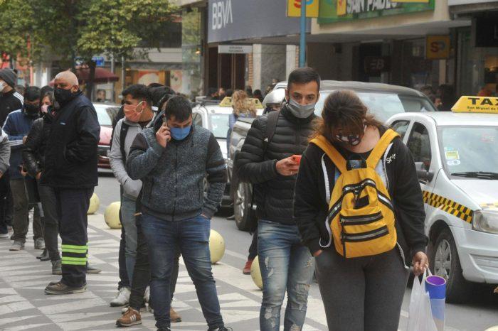 Chahla aseguro que no hay contagio por conglomerado en San Miguel de Tucuman