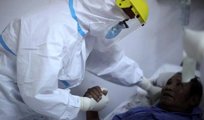 En Argentina hubo 283 muertes por coronavirus en las ultimas 24 horas y es la cifra mas alta desde que empezo la pandemia