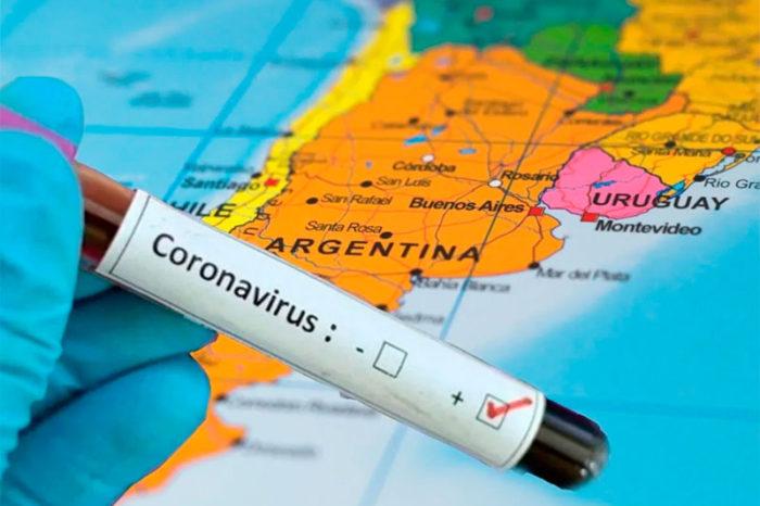 Coronavirus en Argentina: hubo 222 muertes y 11.717 nuevos contagios en las ultimas 24 horas