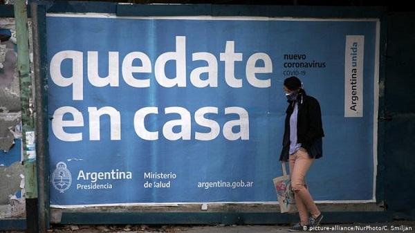 Coronavirus: hubo 104 muertes y 7817 nuevos casos en las ultimas 24 horas en Argentina