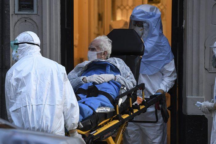 Coronavirus: reportaron 105 nuevas muertes y las victimas en la Argentina ascendieron a 7.944