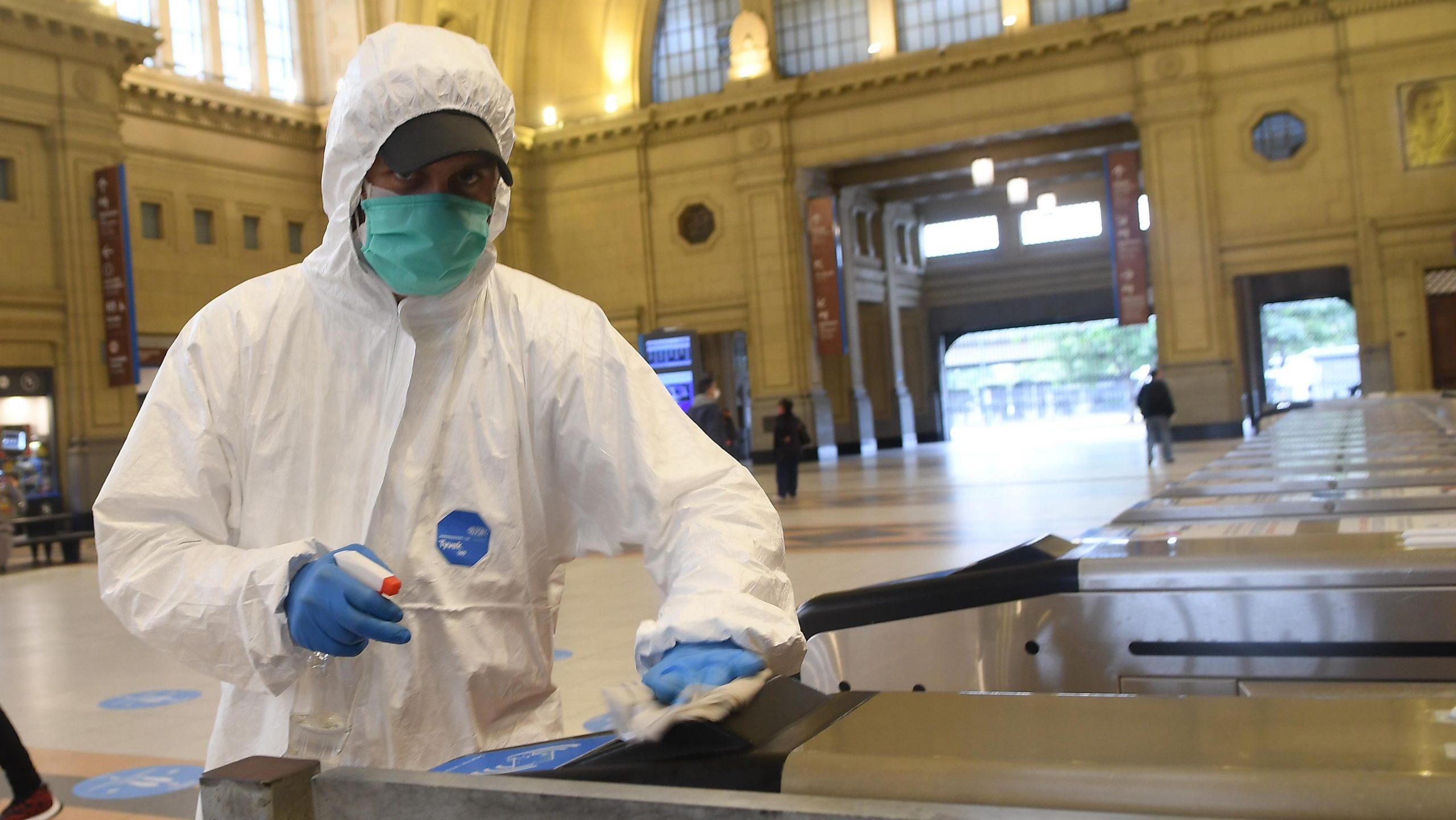 Coronavirus en Argentina: estiman que el 2,9% de la poblacion se contagio