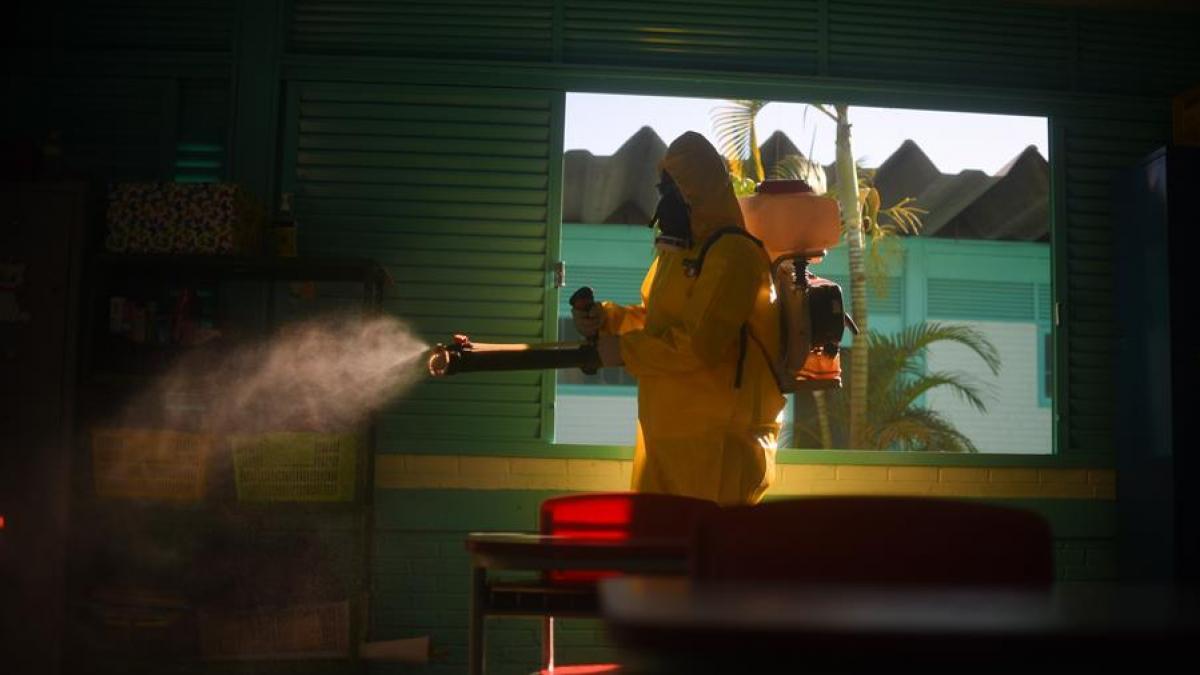 Cinco claves para vigilar el aire que respiramos en interiores y evitar el coronavirus