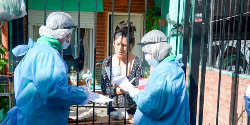 Coronavirus en Argentina: cuantos casos se registraron en Lanus, Buenos Aires, al 20 de agosto