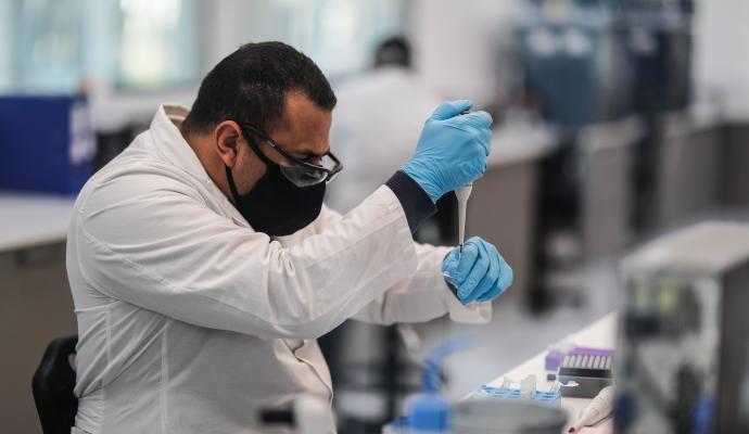 Moderna acuerda suministrar 80 millones de dosis de su vacuna a la Union Europea