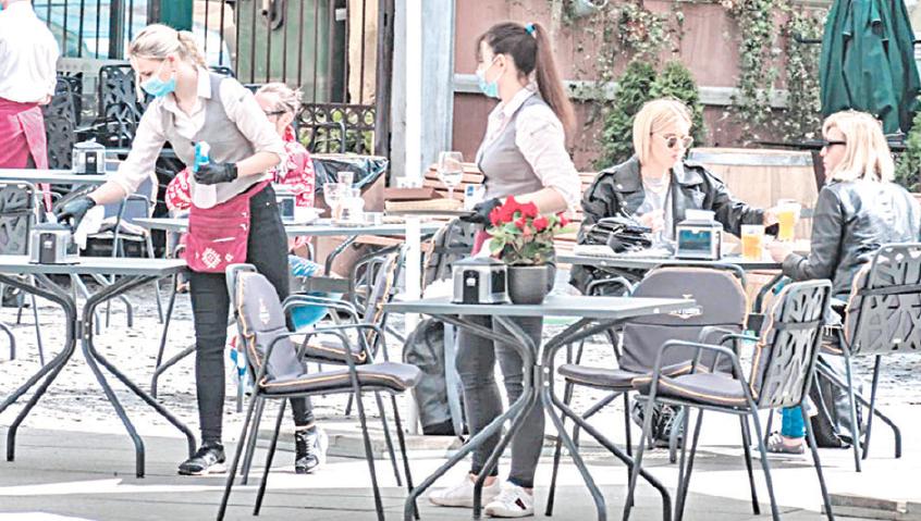Expectativa por la reactivacion del rubro gastronomico en la Ciudad