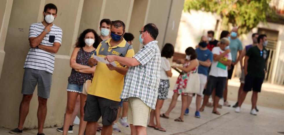 Cataluña registra trece muertes en las ultimas 24 horas por covid-19