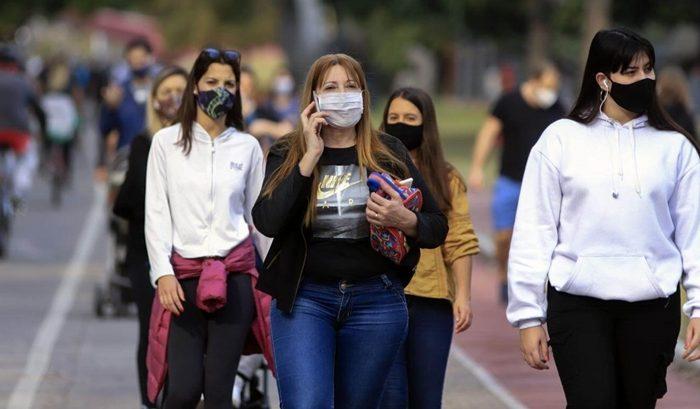 En Argentina se confirmaron 7759 nuevos casos de coronavirus y 118 muertes en las ultimas 24 horas