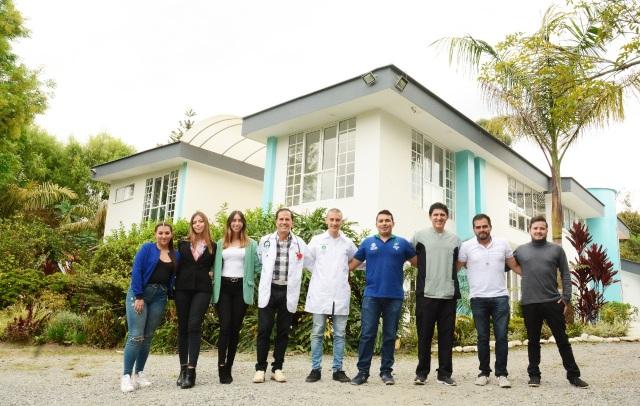 Doctor Rojas celebra 20 años