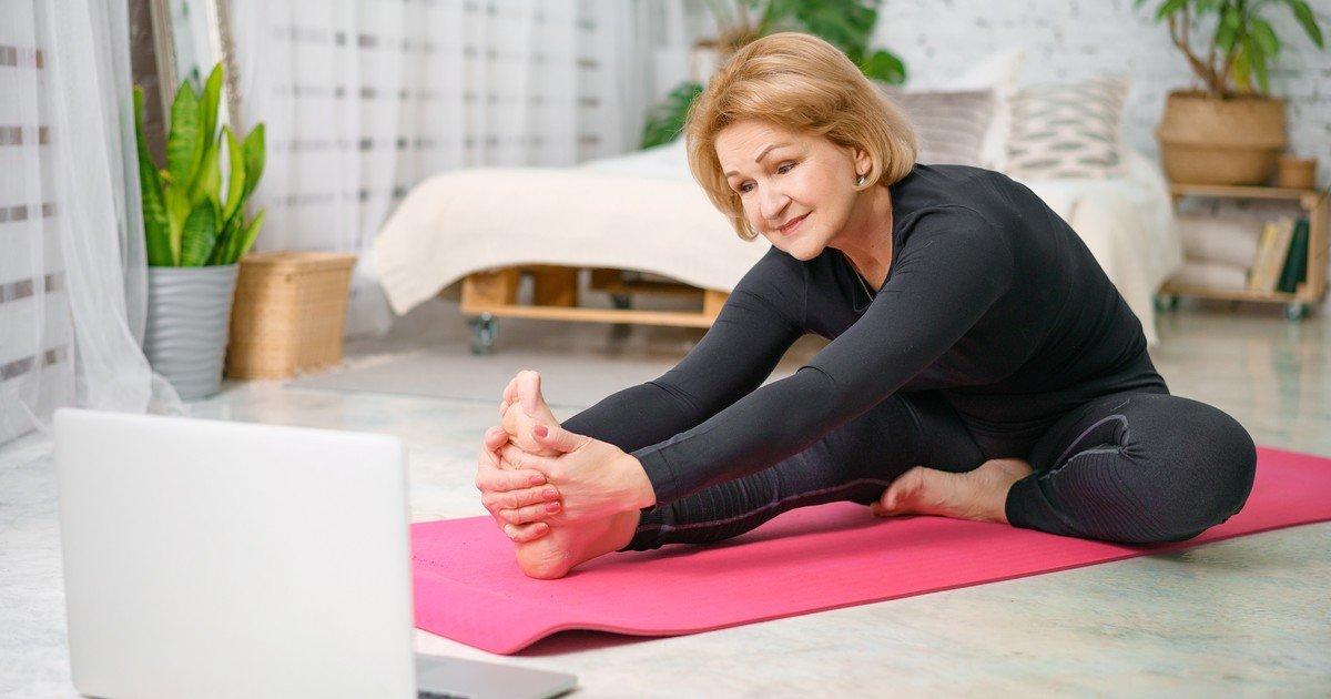 Los ejercicios de estiramiento podrian ser beneficiosos para el corazon