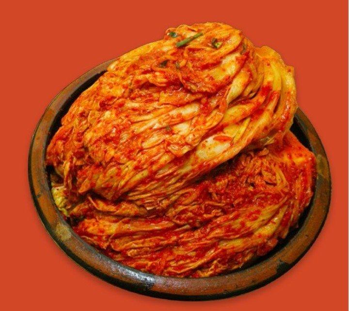 El kimchi forma parte de los rituales de cocina de las familias coreanas.