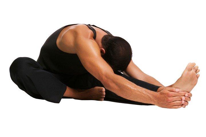 Elongacion. Es clave estirar los musculos.