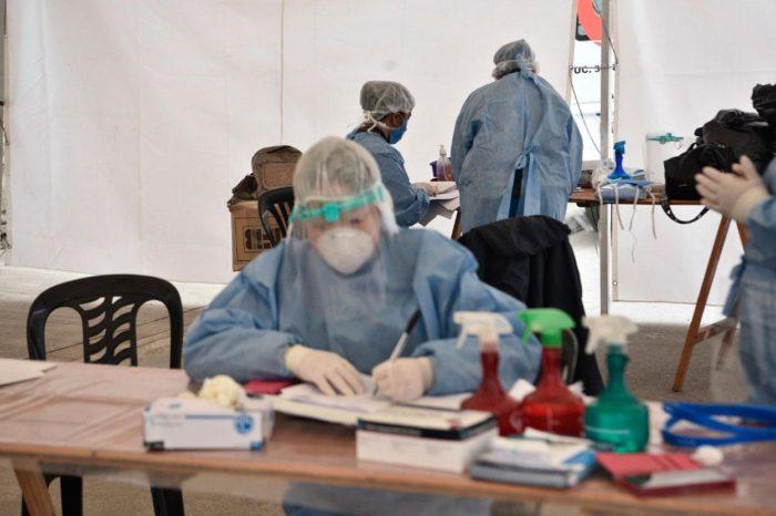 Se registraron 47 muertes y 5.469 nuevos casos de coronavirus en el pais