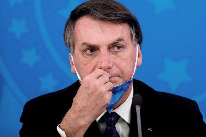 Bolsonaro se considera la prueba viviente de la eficacia de la cloroquina contra la covid-19