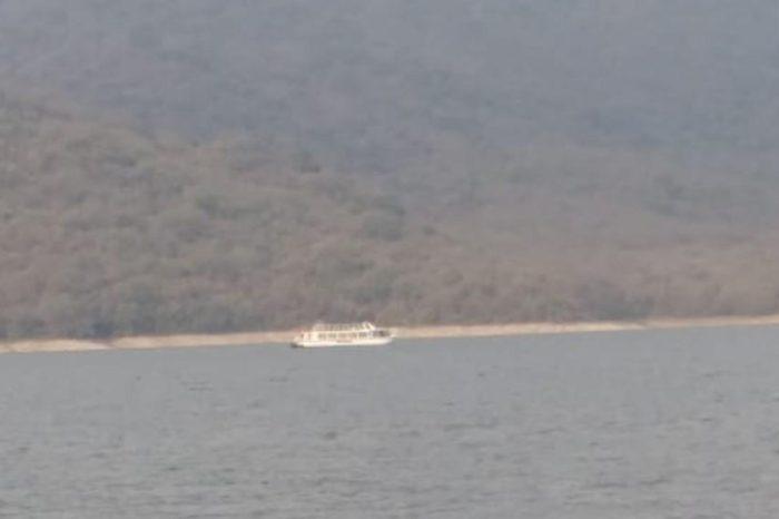 Malestar en El Cadillal porque cerraron los clubes de pesca pero funciona el catamaran