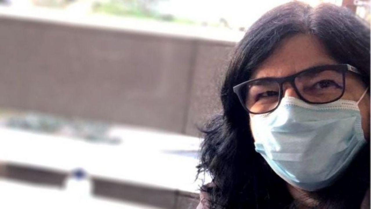 Carmen Barbas, la doctora brasileña que contrajo covid-19 y fue salvada por el metodo de ventilacion que ayudo a crear