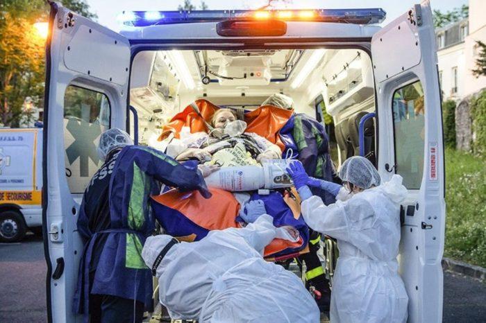 Francia tuvo record de casos nuevos de coronavirus desde la salida de la cuarentena