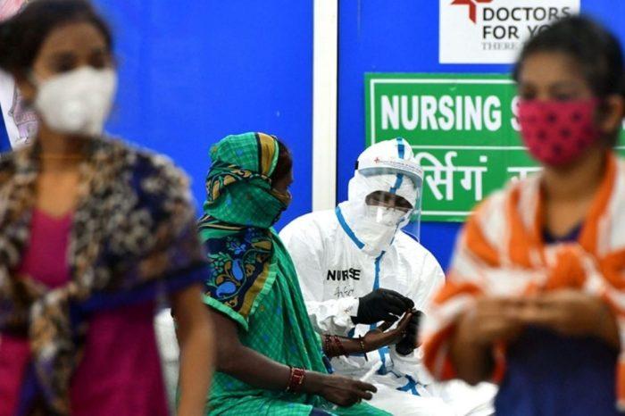 India lidera la progresion global y puede superar a Brasil en cantidad de casos