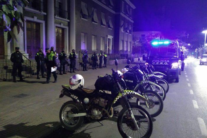 Ante el aumento de las infracciones, piden mas policias y medicos para los operativos
