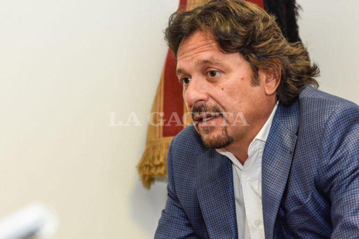 El gobernador de Salta dio negativo de coronavirus, aunque continua en aislamiento