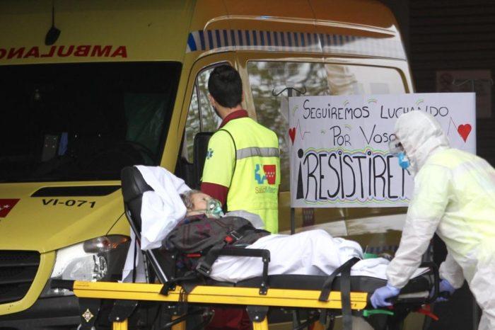 Una simulacion preve hospitales saturados en España a finales de septiembre