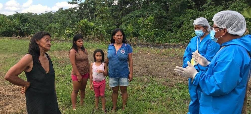 Casi 3.000 indigenas amazonicos de Ecuador contrajeron coronavirus