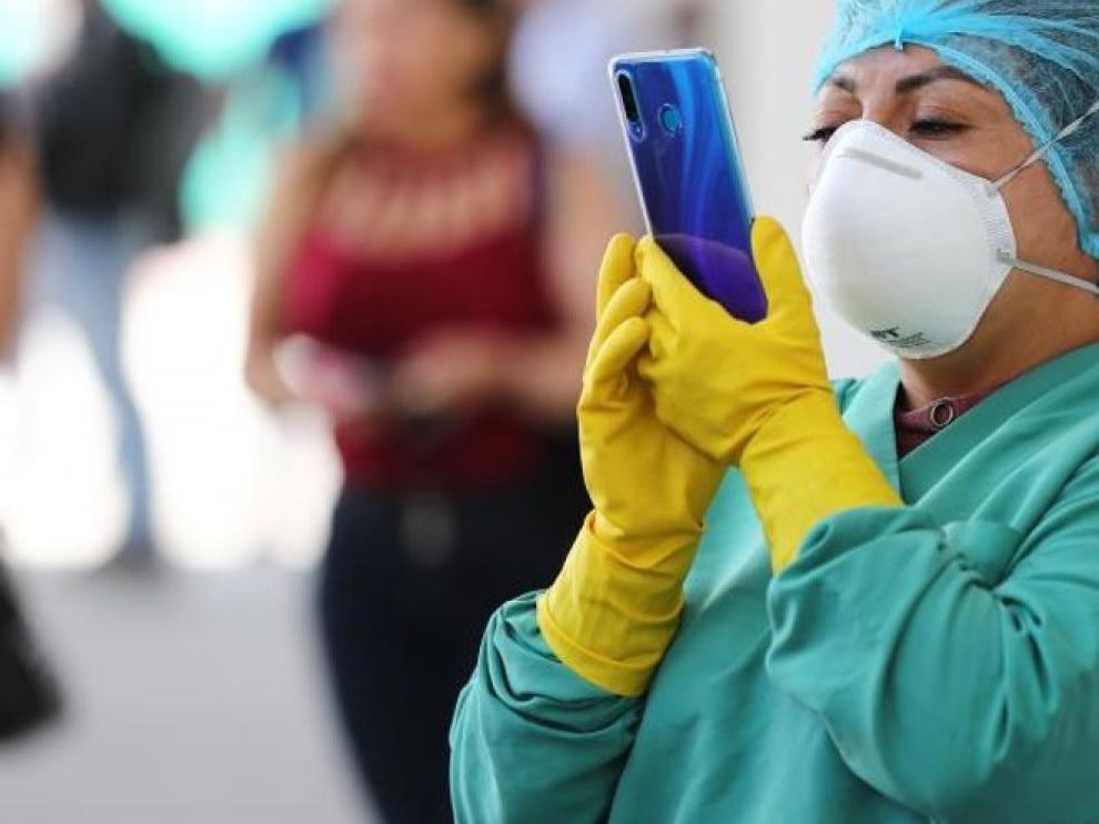 Coronavirus: inventarian un sistema para detectar el virus a traves de la voz y la tos