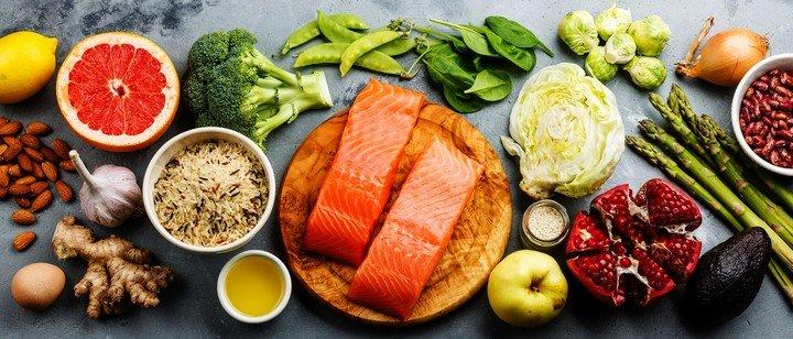 La grasa del salmon es cardiosaludable.