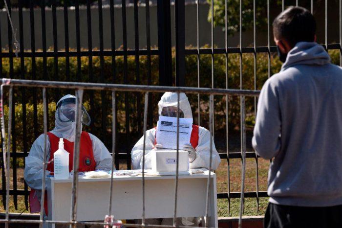 Hoy murieron 209 personas por coronavirus y se sumaron 7.663 nuevos casos en el pais