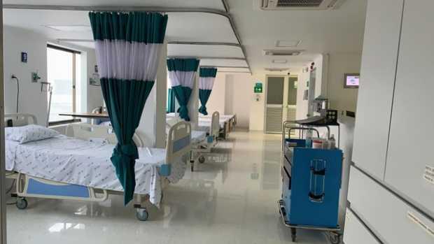 Llegan $12 mil millones para hospitales de Caldas