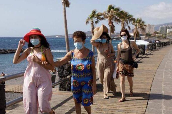 Sanidad suma 16.269 nuevos contagios durante el fin de semana