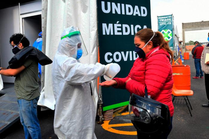 Mexico: hay acuerdo con tres compañias para probar vacuna