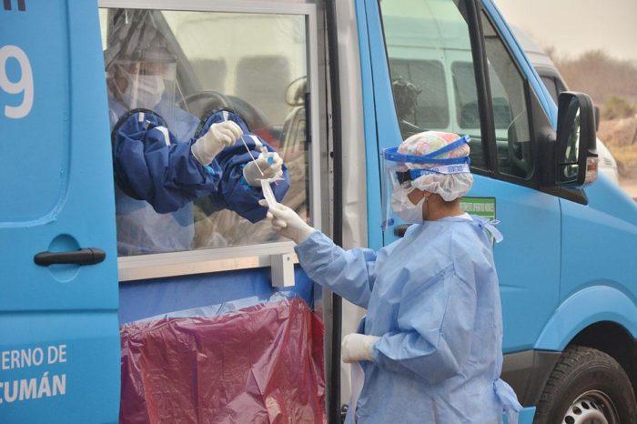 Bajan las muertes y los contagios en el pais: 111 fallecidos y casi 4.500 nuevos casos de coronavirus