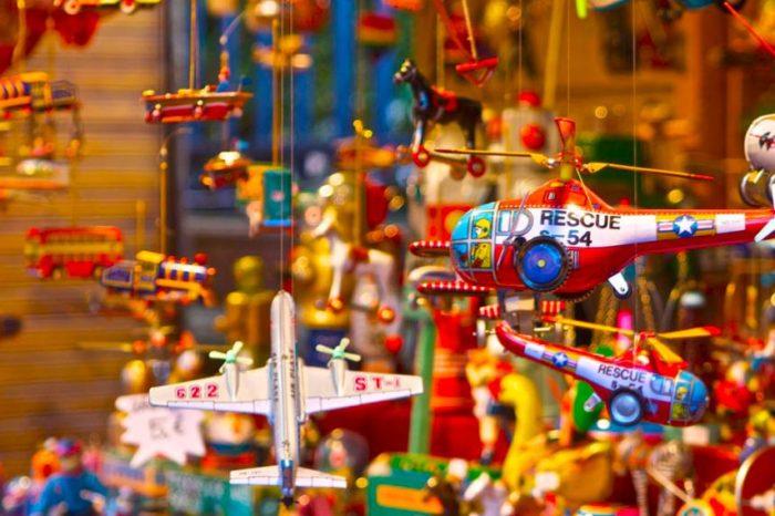 Comerciantes piden ampliar el horario de atencion por el Dia del Niño