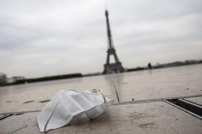 Se complica la situacion de Francia frente al coronavirus, que no le da respiro