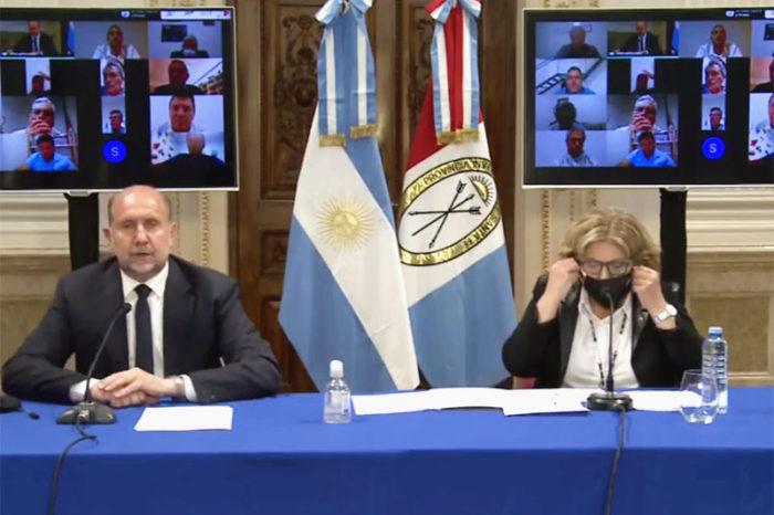 Freno a la circulacion: por 14 dias (casi todo se cierra a las 19.30 en el aglomerado Rosario