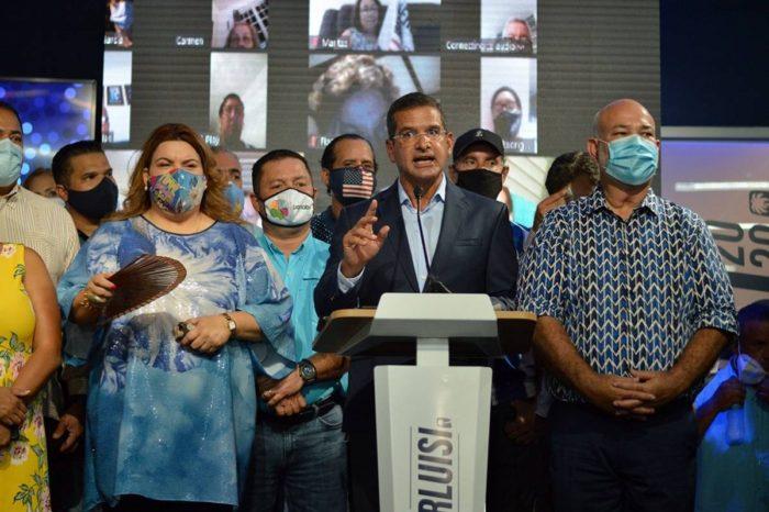 A cuarentena Pierluisi y Jenniffer Gonzalez tras positivo del presidente de la Camara