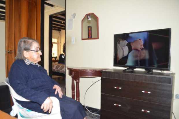 Por la salud de los adultos mayores pongales actividades